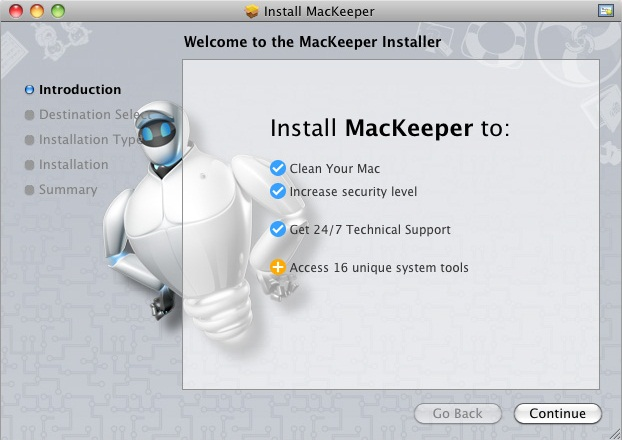 mackeeper Anti-malware, Computer Security Info, Computersecurityinfo.com