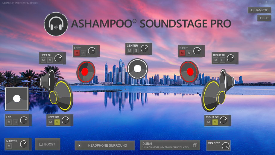 Ashampoo® Soundstage Pro, Computer Security Info, Windows Software, Software, Computersecurityinfo.com