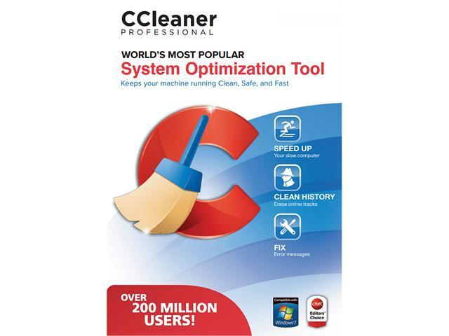 ccleaner Professional, Optimization Software, Computer Security, Computersecurityinfo.com