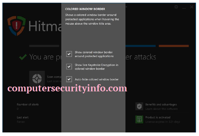 HitmanPro.Alert, HitmanPro, Computer Security Info, Computersecurityinfo.com