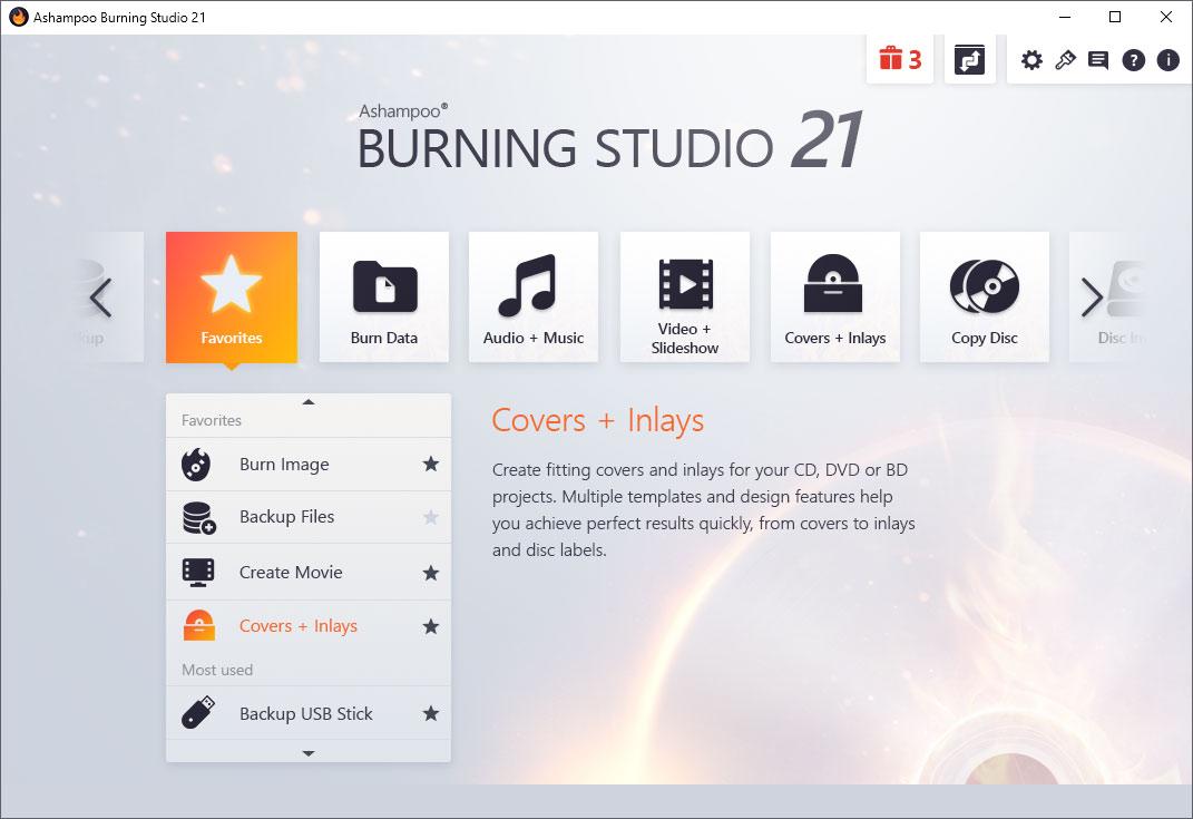Ashampoo Burning Studio 21, Computer Security Info, Computersecurityinfo.com